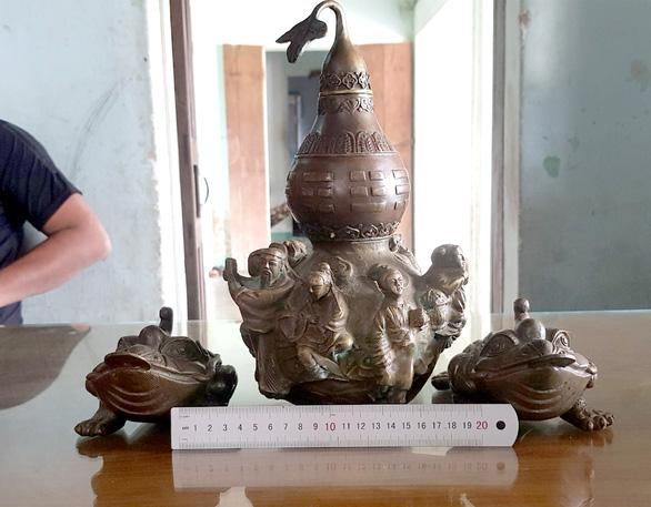 Phú Yên bác tin đồn có món đồ cổ 20.000 năm trị giá 34.000 tỉ đồng - Ảnh 1.