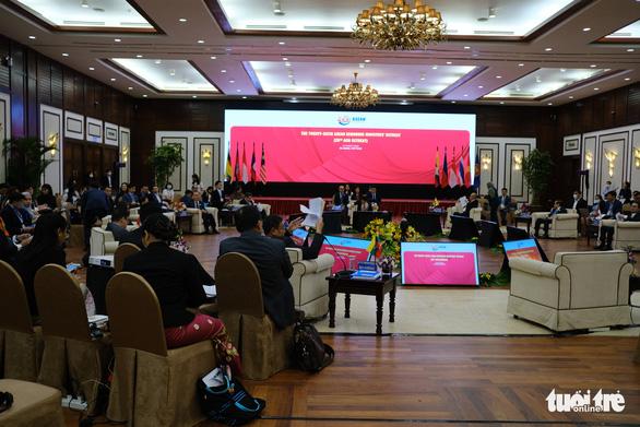 Tăng gấp đôi thương mại nội khối ASEAN trong năm 2025 - Ảnh 2.