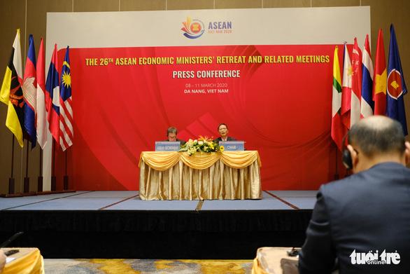 Tăng gấp đôi thương mại nội khối ASEAN trong năm 2025 - Ảnh 3.
