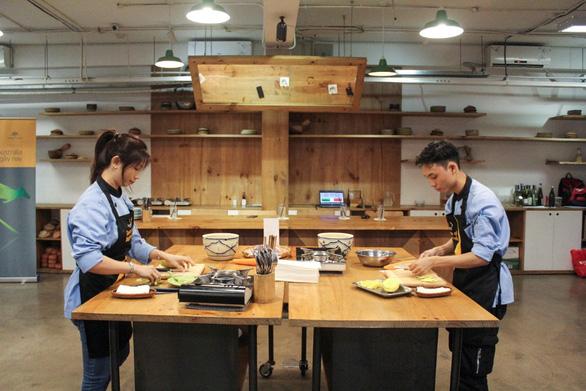Quản trị Bếp - Ẩm thực: trải nghiệm nghề nghiệp và đảm bảo tương lai - Ảnh 2.