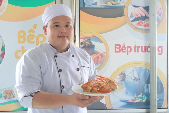 Quản trị Bếp - Ẩm thực: trải nghiệm nghề nghiệp và đảm bảo tương lai - Ảnh 4.