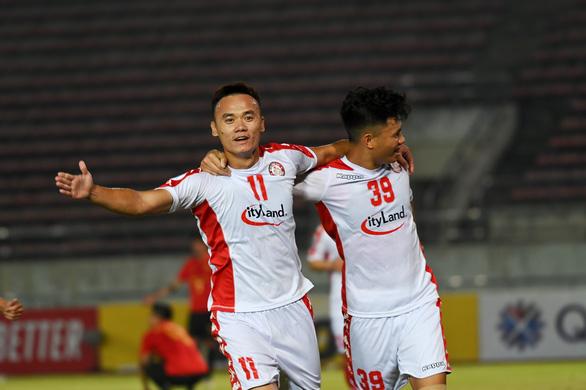 Xuân Nam đóng thế tỏa sáng đưa CLB TP.HCM lên đầu bảng F ở AFC Cup 2020 - Ảnh 1.