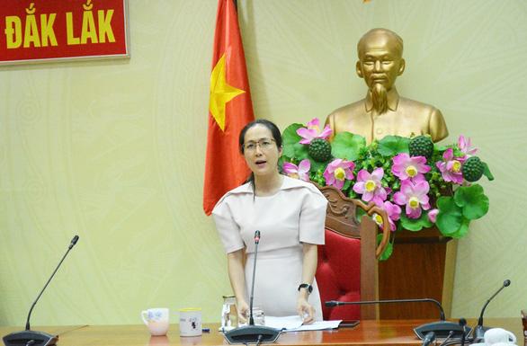 Tuyển chọn bí thư huyện ủy ở Đắk Lắk: 9 ứng viên cho 2 vị trí - Ảnh 2.