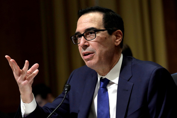 Mỹ nói tiền của IMF, World Bank sẽ không trả nợ cho Vành đai - Con đường của Trung Quốc - Ảnh 1.
