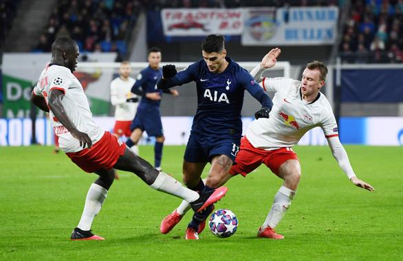 Đi săn không súng, Tottenham bị Leipzig loại khỏi Champions League - Ảnh 2.