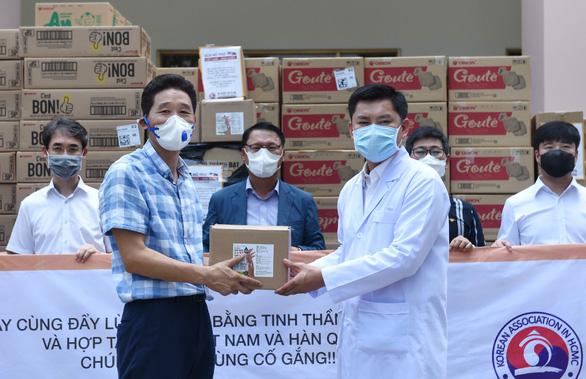 Hội Hàn kiều tại TP.HCM: Người Hàn không gặp khó khăn gì khi cách ly ở Việt Nam - Ảnh 1.