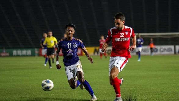 Than Quảng Ninh đè bẹp đại diện Campuchia ở AFC Cup 2020 - Ảnh 1.
