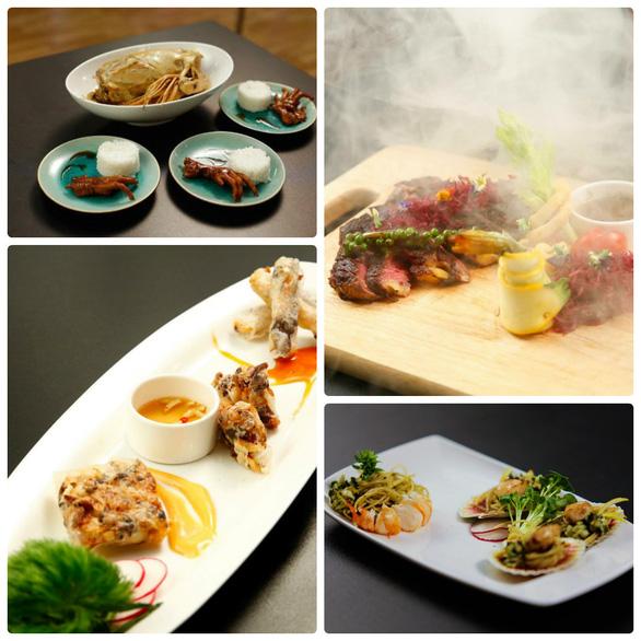 Diễn viên Khôi Trần: Nấu ăn là một cách nếm trải hạnh phúc của độc thân - Ảnh 5.
