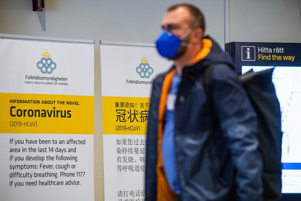Dân Bắc Âu nhiễm COVID-19 ở nhà chờ hết bệnh, không mấy ai đi bệnh viện - Ảnh 1.