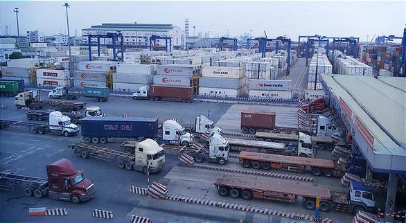 Kỳ vọng sản lượng hàng Trung Quốc về TP.HCM hồi phục trong tháng 3 - Ảnh 1.