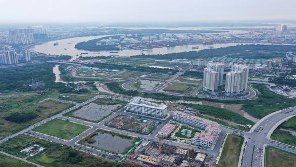 Làm 6 tuyến đường mới ở Thủ Thiêm, mở rộng đường Đồng Văn Cống - Ảnh 1.