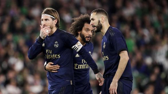 Hoãn La Liga, cách ly cầu thủ Real Madrid liên quan COVID-19 - Ảnh 1.