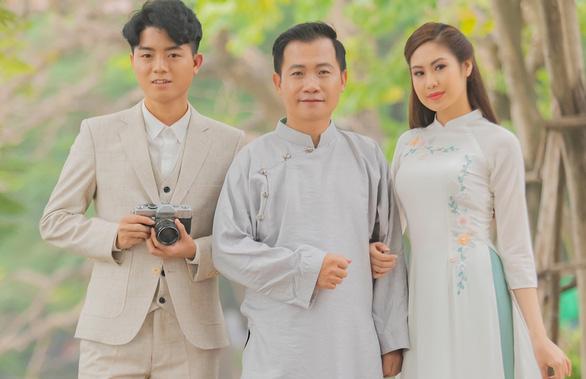 Nguyễn Quang Long - nhà khảo cổ xẩm - Ảnh 1.