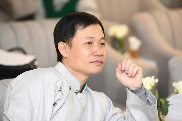 Nguyễn Quang Long - nhà khảo cổ xẩm - Ảnh 3.