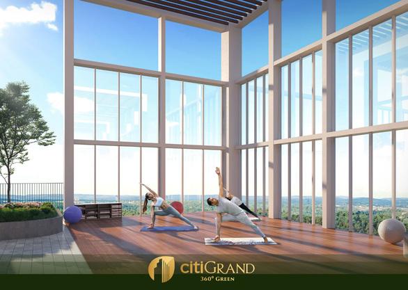CITIGRAND - căn hộ chất lượng cao tại khu đô thị Cát Lái - Ảnh 1.