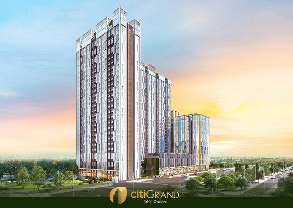 CITIGRAND - căn hộ chất lượng cao tại khu đô thị Cát Lái - Ảnh 2.