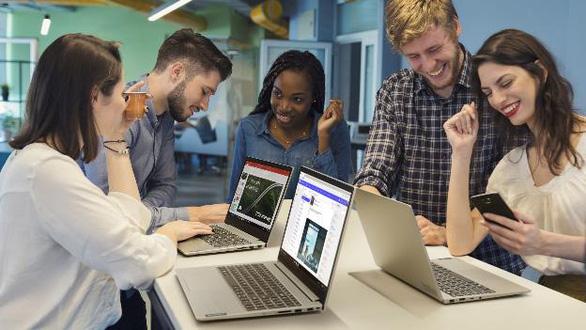 ThinkBook Series hướng tới thế hệ nhân viên mới năng động - Ảnh 1.