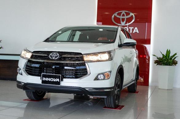 Xu hướng kinh doanh chia sẻ trong những dòng xe Toyota - Ảnh 2.