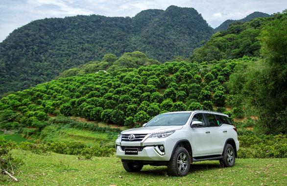 Xu hướng kinh doanh chia sẻ trong những dòng xe Toyota - Ảnh 3.