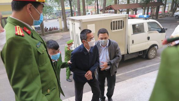 Cựu chánh Thanh tra Bộ Thông tin và truyền thông bị đề nghị 15-18 tháng tù - Ảnh 1.