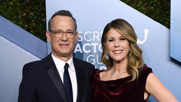 Vợ chồng ngôi sao Hollywood Tom Hanks và Rita Wilson dương tính với virus corona - Ảnh 1.