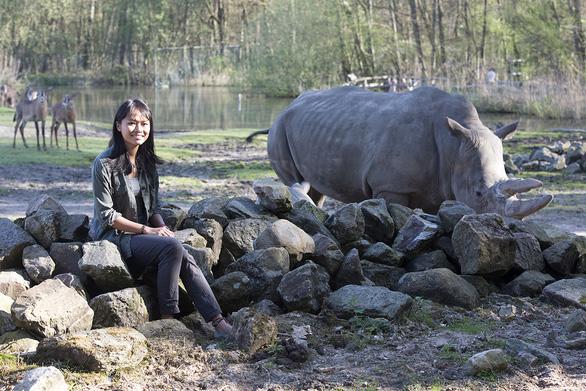 Cô gái tê giác Trang Nguyễn: Vì nhiều khu rừng đã chết... - Ảnh 1.