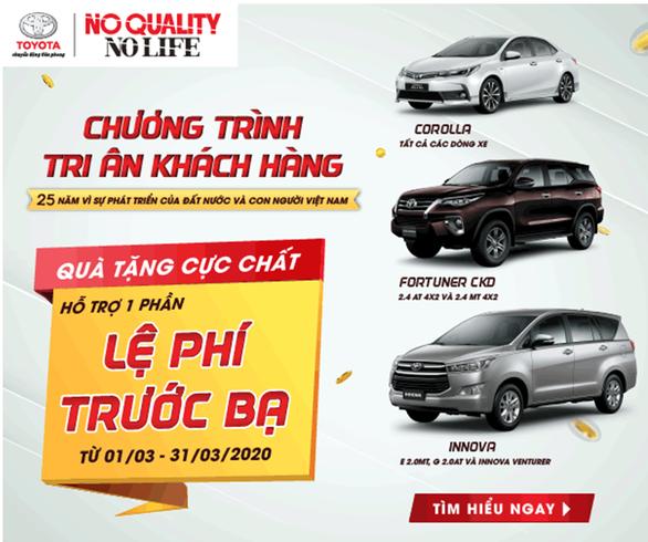 Xu hướng kinh doanh chia sẻ trong những dòng xe Toyota - Ảnh 1.