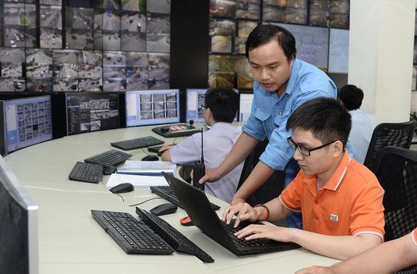 Xây dựng trung tâm điều hành thông minh tất cả quận huyện - Ảnh 1.