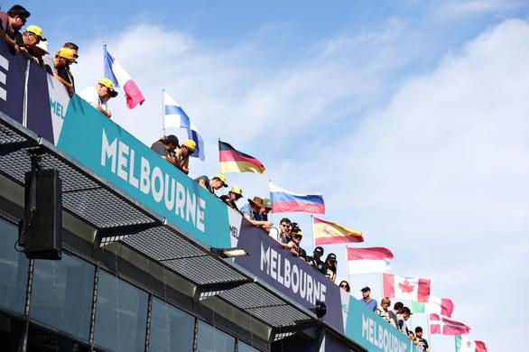 Úc hủy giải đua F1 Melbourne Grand Prix vì COVID-19 - Ảnh 1.
