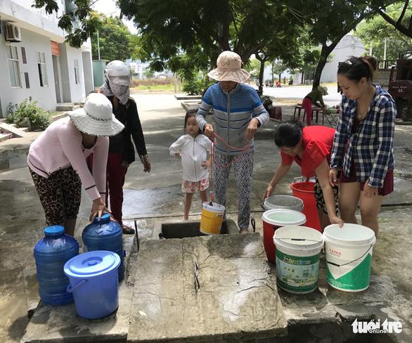 Mặn vượt đỉnh 2019, Đà Nẵng yêu cầu thủy điện vận hành xả nước - Ảnh 2.