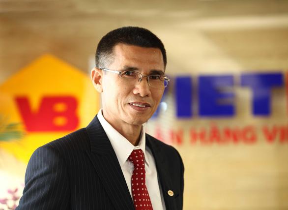 Ông Nguyễn Thanh Nhung - tổng giám đốc Vietbank - xin từ nhiệm - Ảnh 1.