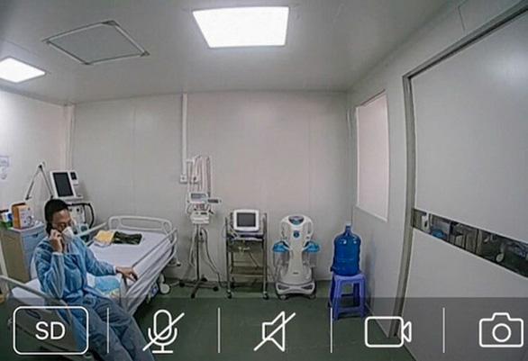 Đưa 3 phòng cách ly áp lực âm vào sử dụng tại Bệnh viện dã chiến Củ Chi - Ảnh 2.