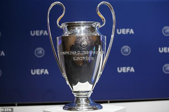 UEFA thông báo hoãn các trận đấu ở Champions League và Europa League - Ảnh 1.