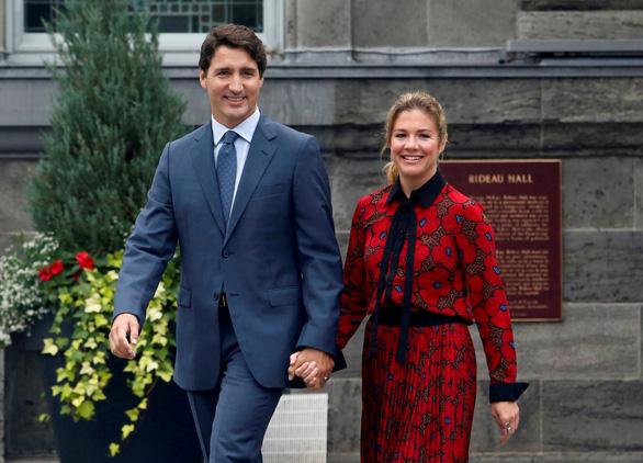 Phu nhân Thủ tướng Canada Justin Trudeau dương tính với corona - Ảnh 1.