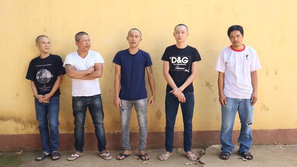 Bình Phước: khởi tố 16 đối tượng trong băng trộm liên tỉnh - Ảnh 1.