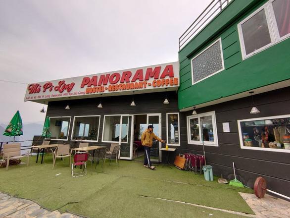 Panorama trên Mã Pì Lèng sẽ chỉ cắt một tầng trên mặt đất - Ảnh 1.