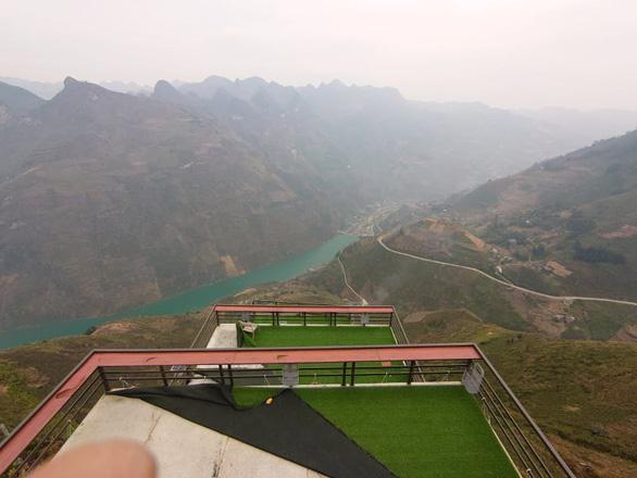 Panorama trên Mã Pì Lèng sẽ chỉ cắt một tầng trên mặt đất - Ảnh 4.