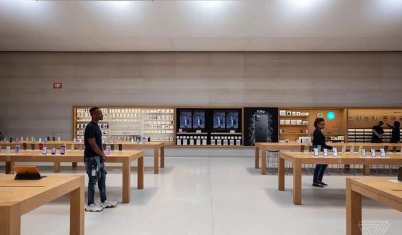 Apple đóng cửa toàn bộ cửa hàng bán lẻ bên ngoài Trung Quốc - Ảnh 1.