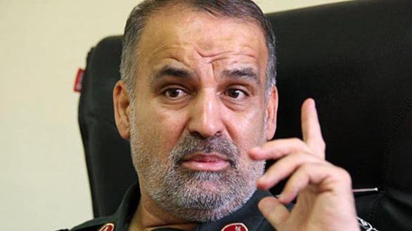 Tướng cấp cao Iran tử vong vì COVID-19 - Ảnh 1.