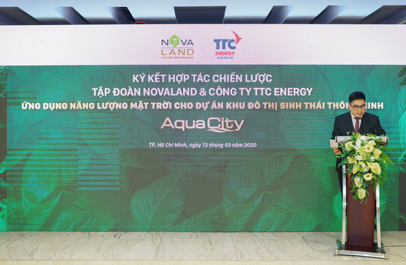 TTC hợp tác chiến lược với Novaland - Ảnh 2.