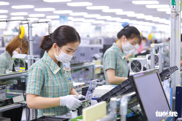 Kỹ sư Samsung từ Hàn Quốc sẽ cách ly tại khách sạn, làm việc từ xa - Ảnh 1.