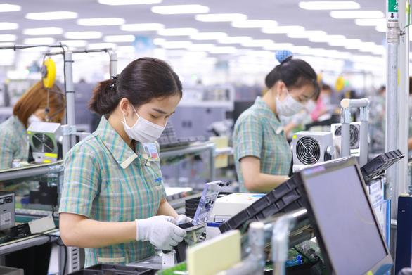 Ca nhiễm COVID-19 tại Samsung: Phong tỏa 1 phân xưởng - Ảnh 1.