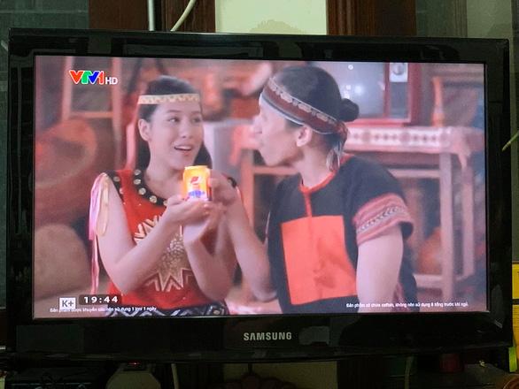 Quảng cáo nước tăng lực của VTV dồn dập nhận chỉ trích phản cảm