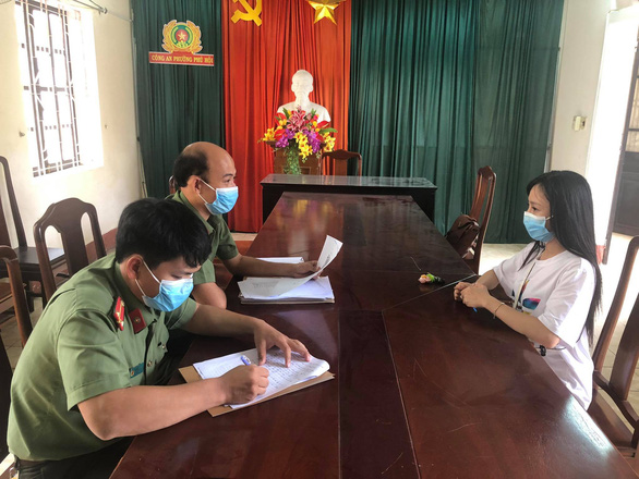 Đăng tin Lại thêm 1 ca dịch nữa kinh thật, cô gái ở Huế bị phạt 10 triệu - Ảnh 1.