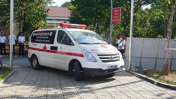 Bệnh nhân 62 xin chuyển về Hà Nội điều trị - Ảnh 1.