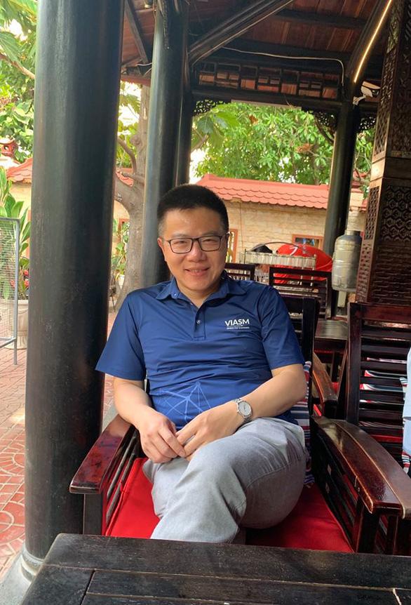 Giáo sư Ngô Bảo Châu được mời làm giáo sư của Collège de France - Ảnh 1.