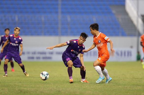 SHB Đà Nẵng thua sốc Sài Gòn 1-4 trên sân nhà - Ảnh 4.