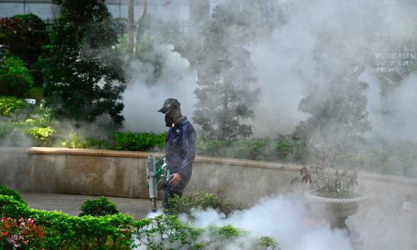 Đài Loan được khen ngợi khống chế tốt virus corona nhờ công nghệ - Ảnh 1.
