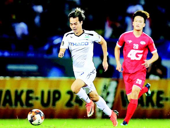 Vòng 2 V-League 2020: Tâm điểm Hàng Đẫy và Cẩm Phả - Ảnh 1.