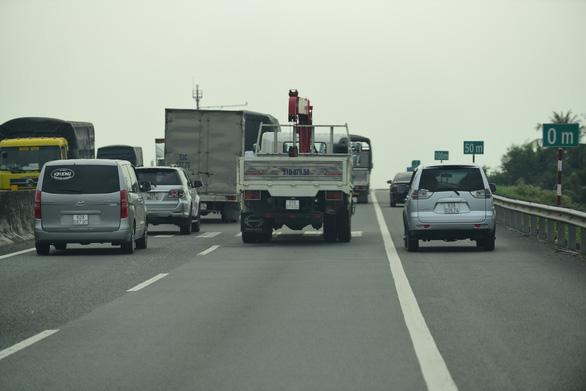 Khẩn trương thu phí đường cao tốc TP.HCM - Trung Lương - Ảnh 1.